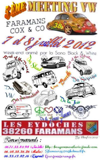 Meeting VW Faramans 7 et 8 Juillet 2012 19e19w
