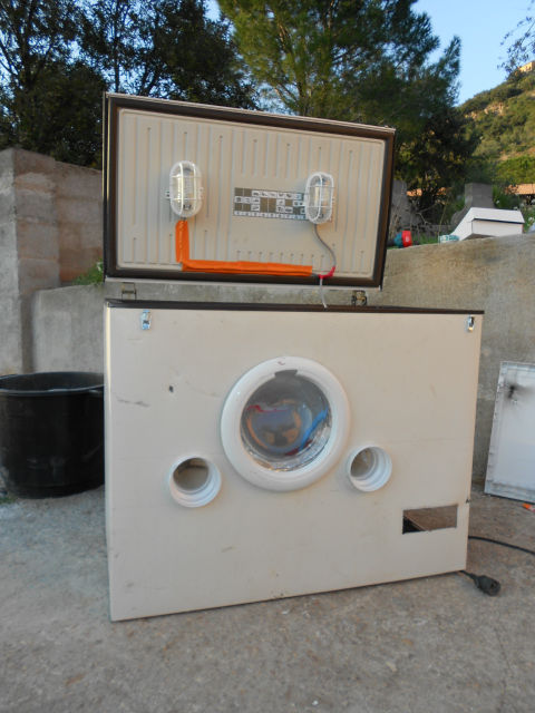 cons fabrication d 39 une cabine de sablage g n ral forum 4l. Black Bedroom Furniture Sets. Home Design Ideas