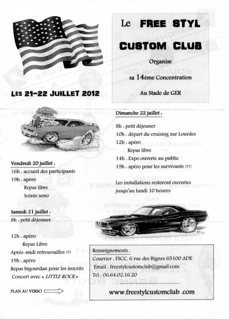 free styl custom club 292c4q