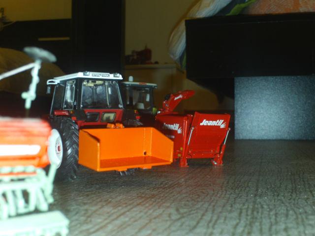 Miniature agricole 1:32 041pvo