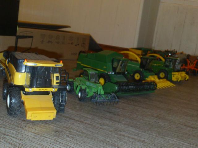 Miniature agricole 1:32 0473t0