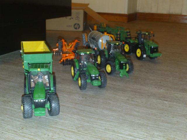 Miniature agricole 1:32 04hjnd