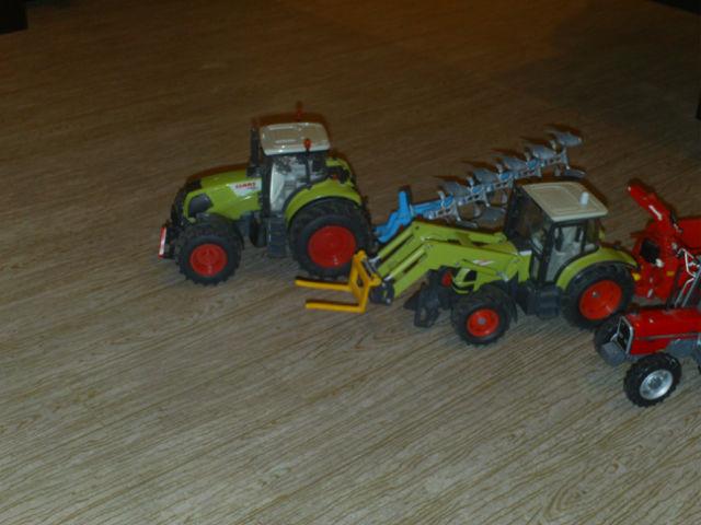 Miniature agricole 1:32 04kiar