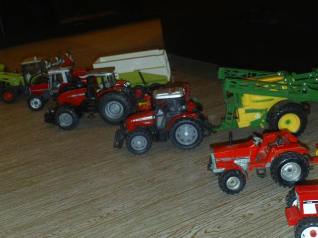 Miniature agricole 1:32 04mi8j