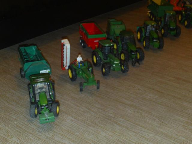 Miniature agricole 1:32 04w51c