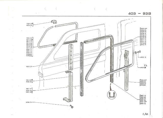 consulter le sujet l ches vitres av et arri re. Black Bedroom Furniture Sets. Home Design Ideas