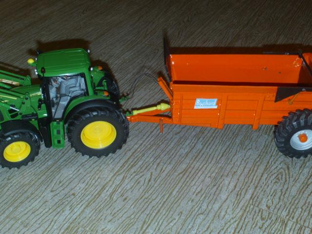 Miniature agricole 1:32 10fk73