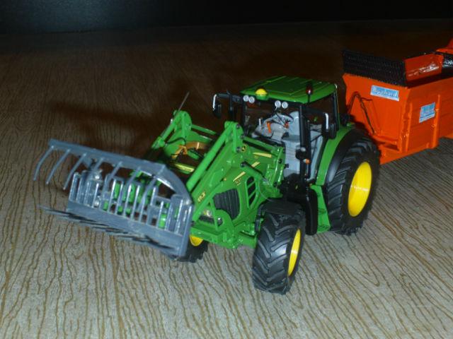 Miniature agricole 1:32 10pz7e