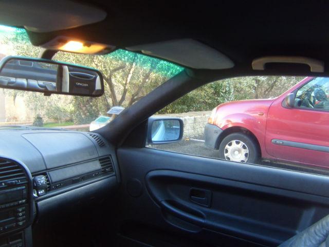 [BMW 316 i E36] Conseil pour achat du tissu de ciel de toit 24jtqb