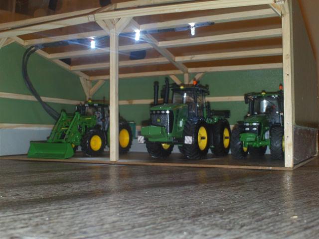 Miniature agricole 1:32 096mjk
