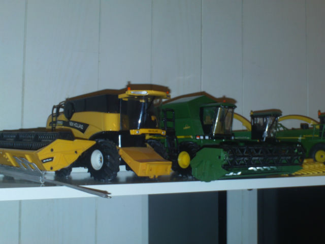 Miniature agricole 1:32 09ebwa