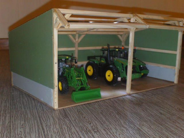 Miniature agricole 1:32 09p6aj