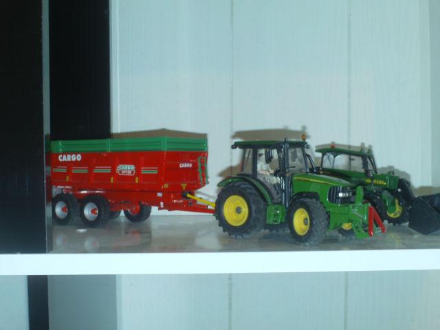 Miniature agricole 1:32 26czg9