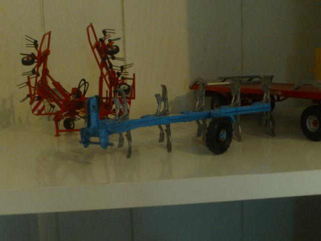 Miniature agricole 1:32 26rpfm