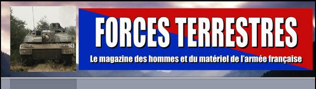 Magazine Forces terrestres 056c79