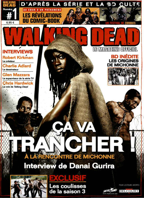 Nouvelle revue: Walking Dead 08edax