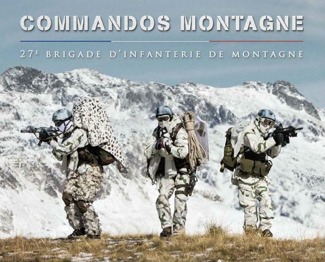 Commandos montagne.  09214h