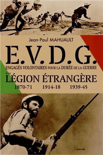 Engagés volontaires à la Légion étrangère 0982qy