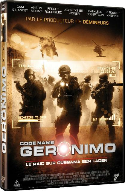 Code Name: Geronimo 31wl2g