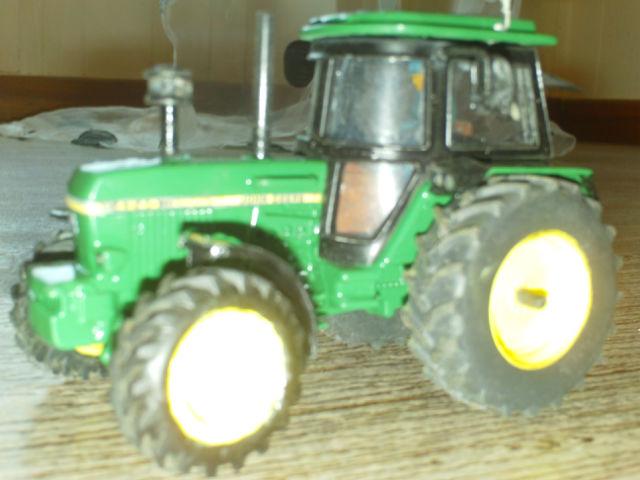 Miniature agricole 1:32 174yx0
