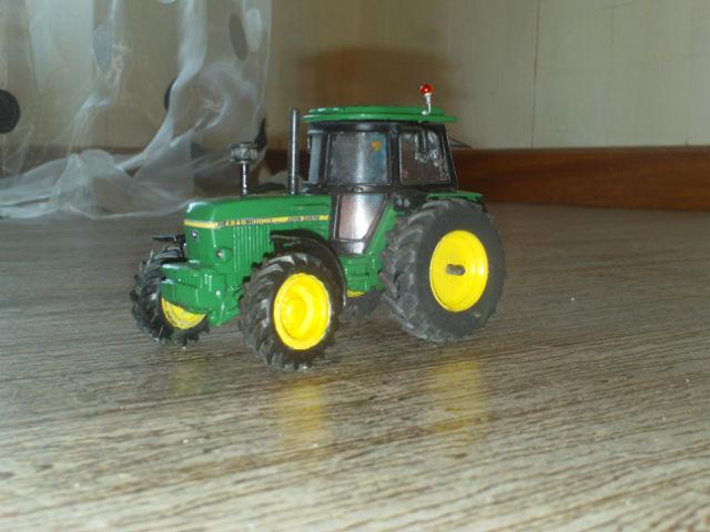 Miniature agricole 1:32 17bnwr