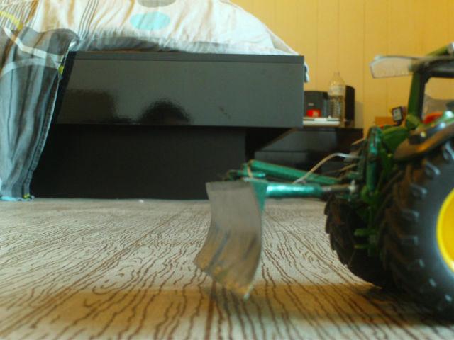 Miniature agricole 1:32 19x4p0