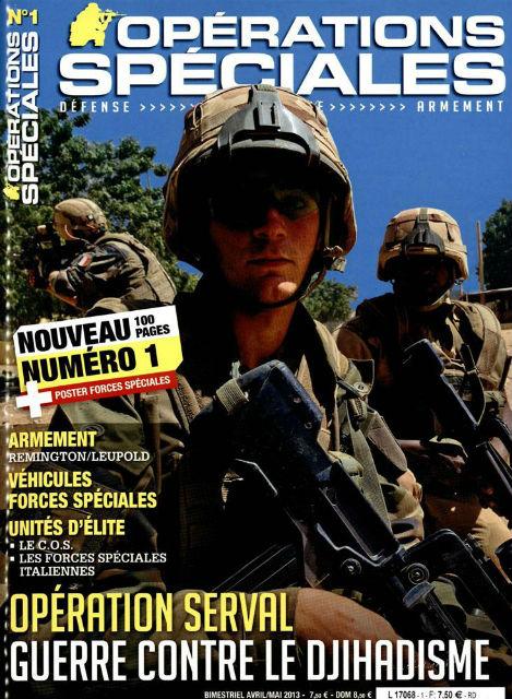 Nouvelle revue: Opérations spéciales 25ysxd