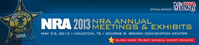 Convention 2013 de la NRA à Houston, Texas 06wfg0