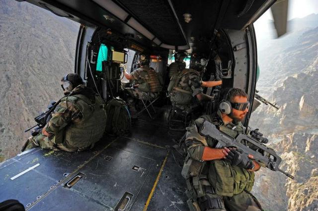 D'ombre et de poussière. Les soldats français en Afghanistan 27twss