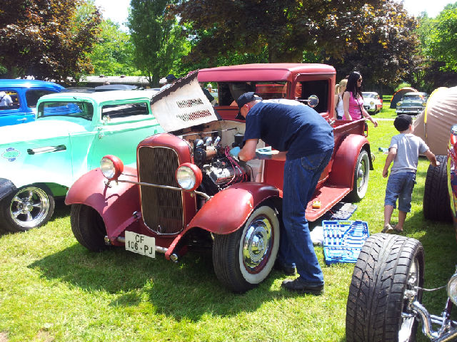 French Rod Nat's 2013 - Cluny 15t55h