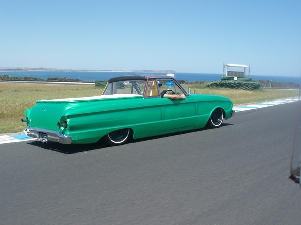 Ford et Mercury 1960's kustom 2684fs