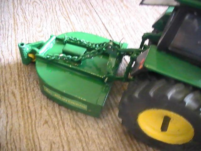 Miniature agricole 1:32 08cxs1
