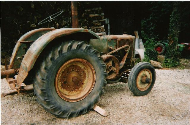 Les tracteurs anciens d 39 etienne - Tracteur ancien miniature ...