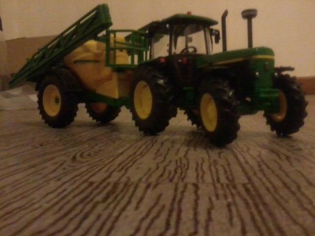 Miniature agricole 1:32 181wyt