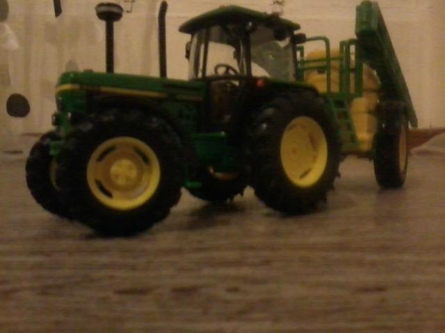 Miniature agricole 1:32 186fzx