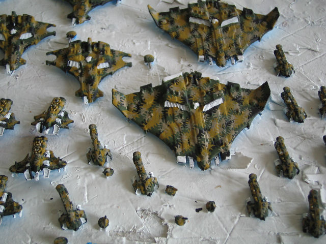 Ivaniv - Empire Tau - 4000pts. 10g1mh