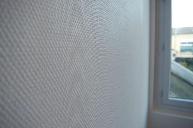 Peindre Sur La Tapisserie  Pose De Papier Peint Toile De Verre