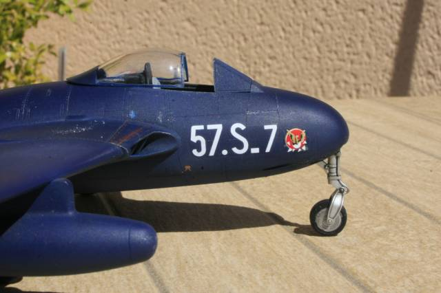 De Havilland Vampire MK5 1/48 3bq1ju