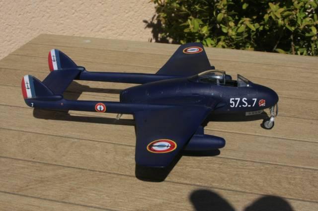 De Havilland Vampire MK5 1/48 48azbk