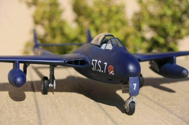De Havilland Vampire MK5 1/48 Gb2zeq