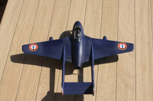 De Havilland Vampire MK5 1/48 Xzz82u