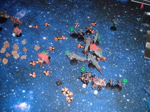 "[Orks vs Navy] Assassination (scénario fluff sur ""shadow point"" de Gordon Rennie 8um7rm"