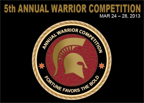 5th Annual Warrior Competition 10hig6