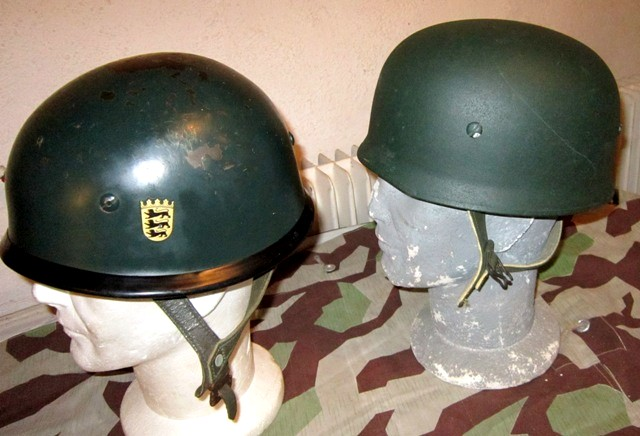 West German Helmets - Page 24 - Wehrmacht-Awards com Militaria Forums
